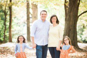 Sarah Gilliland Family