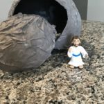Easter Lessons From My Mom {Papier Mache Craft}