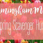 Hello Spring :: Spring Scavenger Hunt