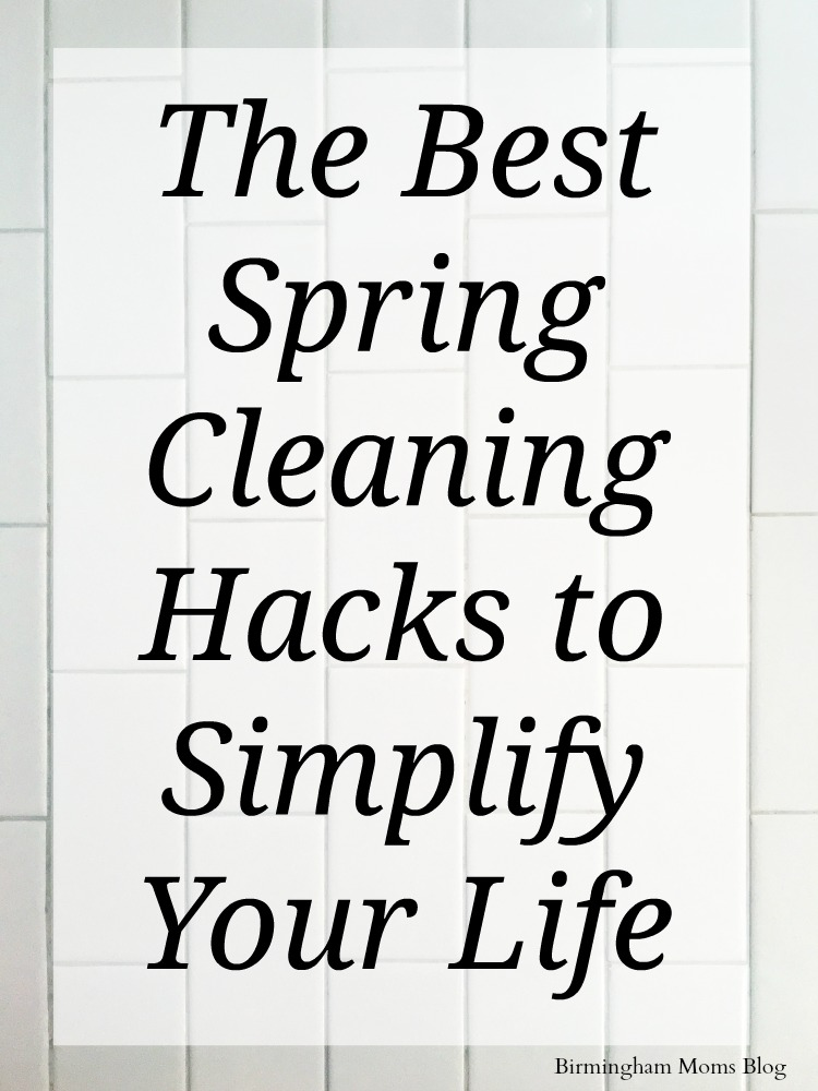 Our best spring cleaning hacks will help you simplify you life. Use these hacks to freshen up your home this spring.