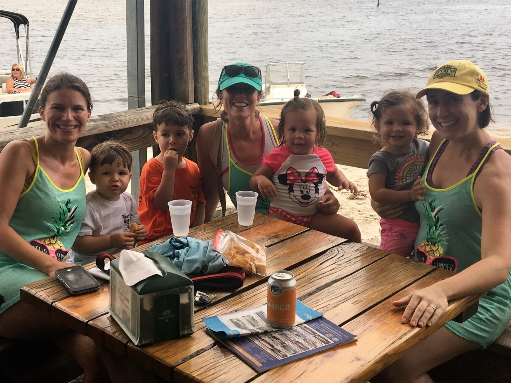 Moms-only vacation with kids