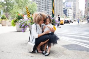 Father's Day Salute to the Single Mom