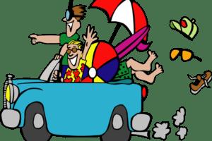 road trip illustration