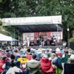Where You Should Be With Your Family :: Jazz in the Park