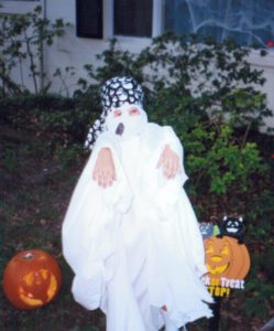 Surviving Halloween Costume Confessions of Non-DIY Mom - Pirate Ghost