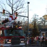 Where You Should Be With Your Family :: Mountain Brook Holiday Parade