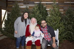 Tips for hosting during the holidays - Merry Christmas from Morales Family