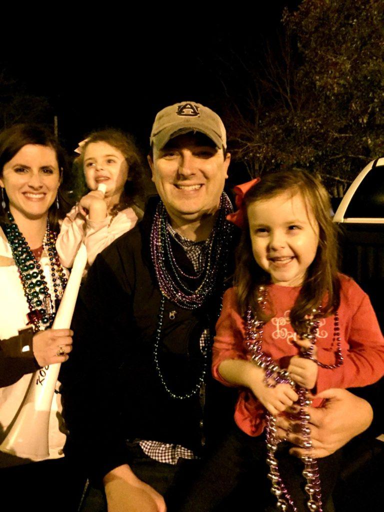 Take the family to Mardi Gras!