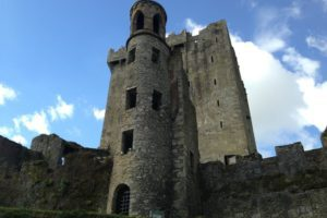 St. Patrick's Day in Ireland - Blarney Castle