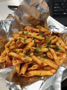 My Kind of Comfort Food - pasta, pasta, pasta!