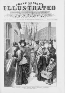 Women's History Month - Suffrage