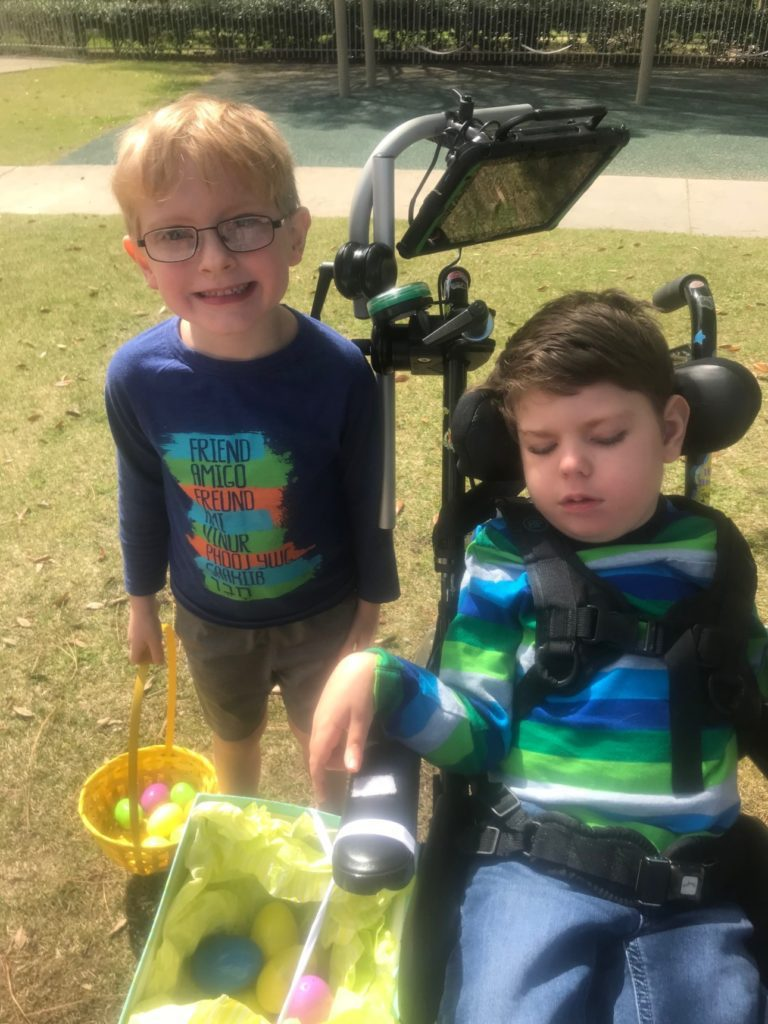 How to engage a differently abled family