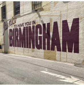 Summer in Birmingham - sanity-saving ideas