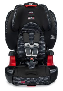We Moved Our Four And A Half Year Old Daughter Up From Convertible Car Seat To The Britax