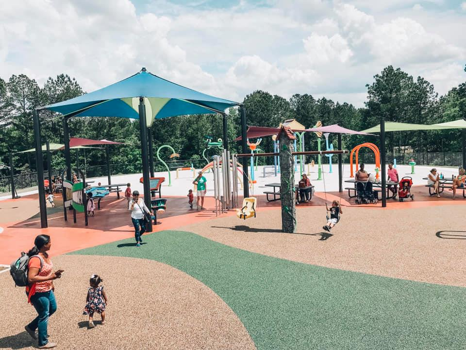 A Mom S Guide To The Best Parks In Birmingham