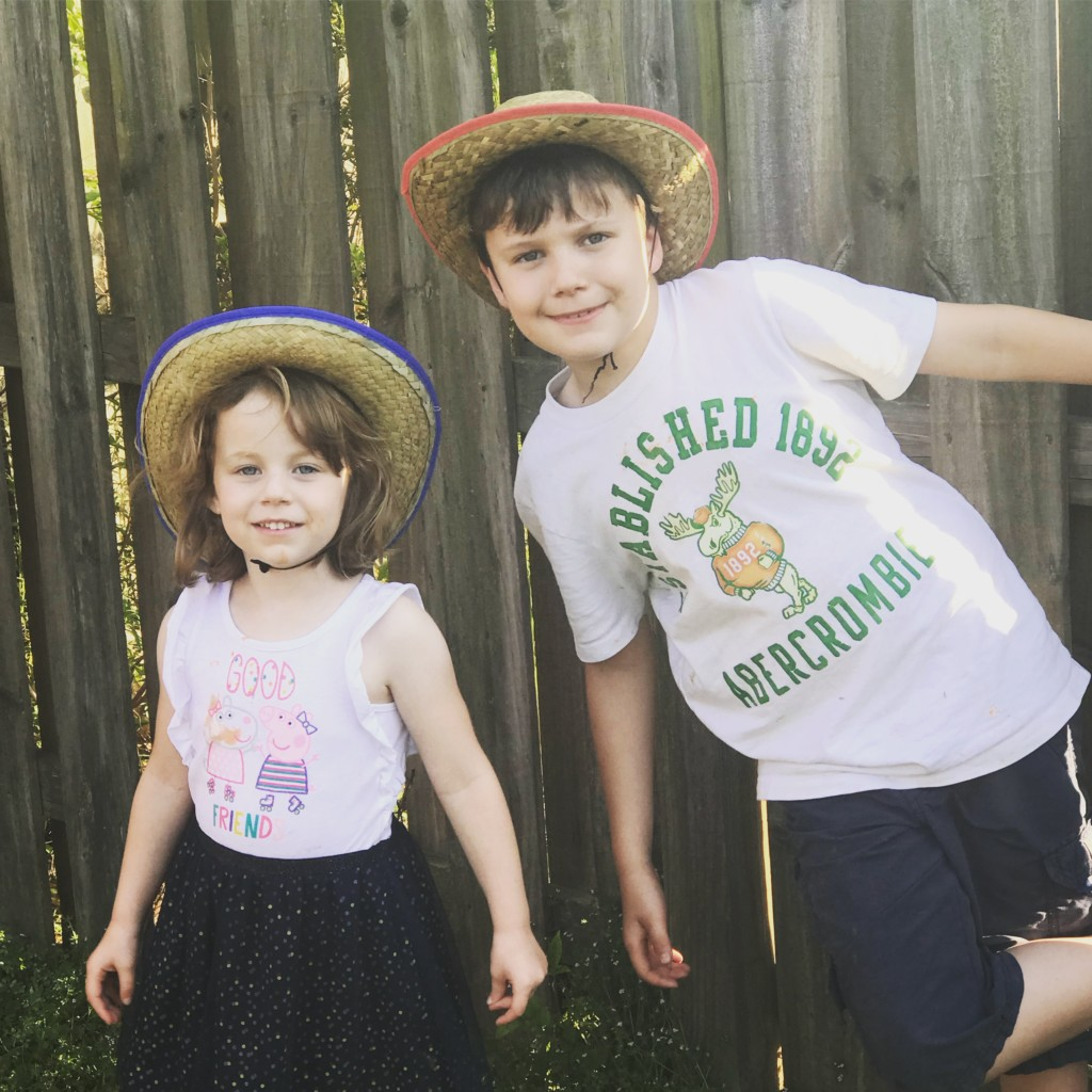 Surviving the summer as a work-at-home mom - angel faces