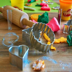 12 at-home activities for surviving summer - cookie baking/decorating!