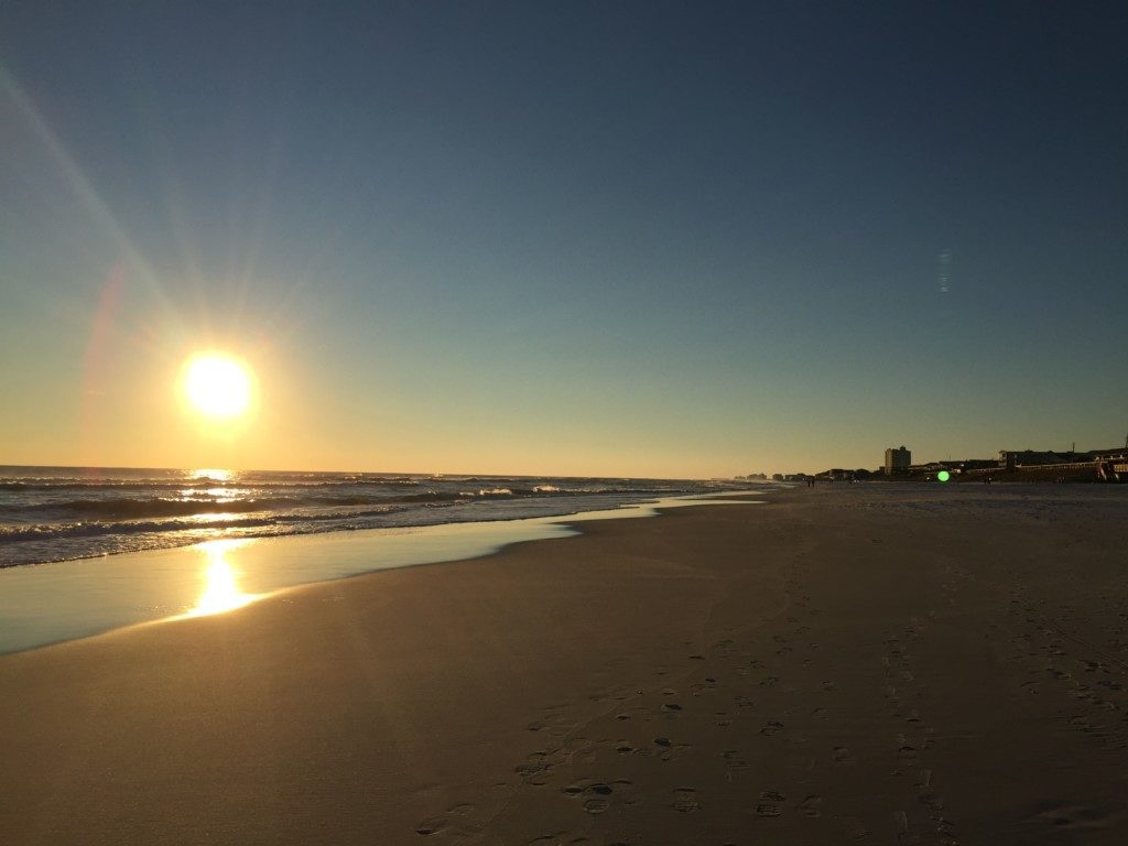beach vacation the right way