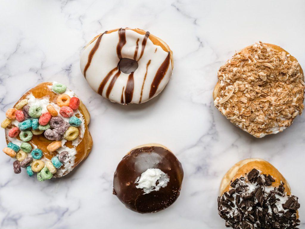 best donuts in birmingham - Yo Yo