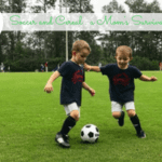 Soccer and Cereal :: A Mom's Survival Guide (and Giveaways!)