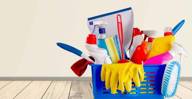 Chores for kids - they can help clean!