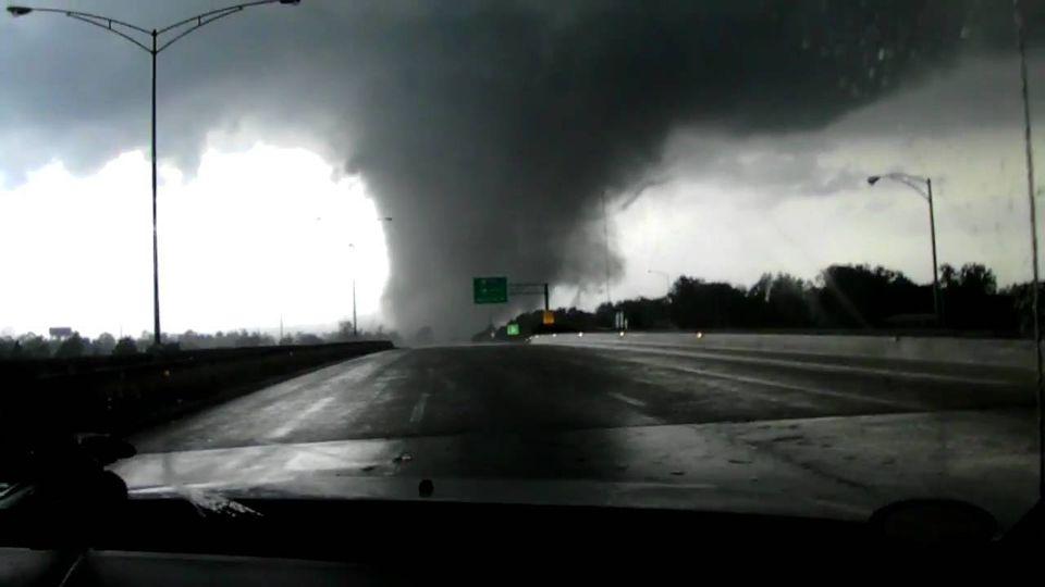 Tornado preparedness - the F4 tornado that hit Tuscaloosa on April 27, 2011