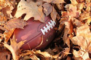 football leaves