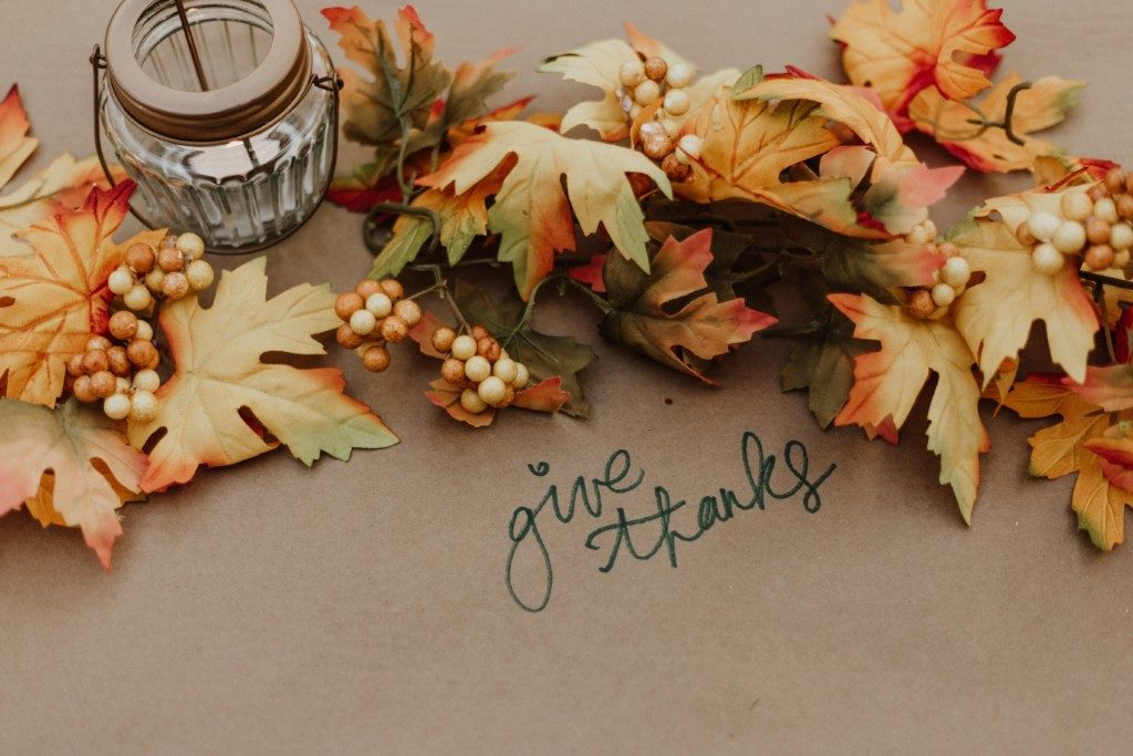 Orange Night :: Thanksgiving tradition