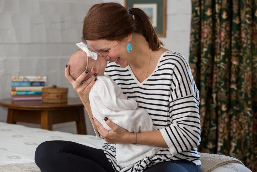 When Maternity Leave is Over :: Tips for Surviving Your First Day Back at Work