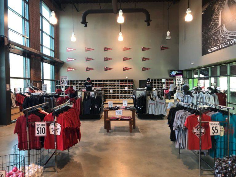 Birmingham Barons Team Store