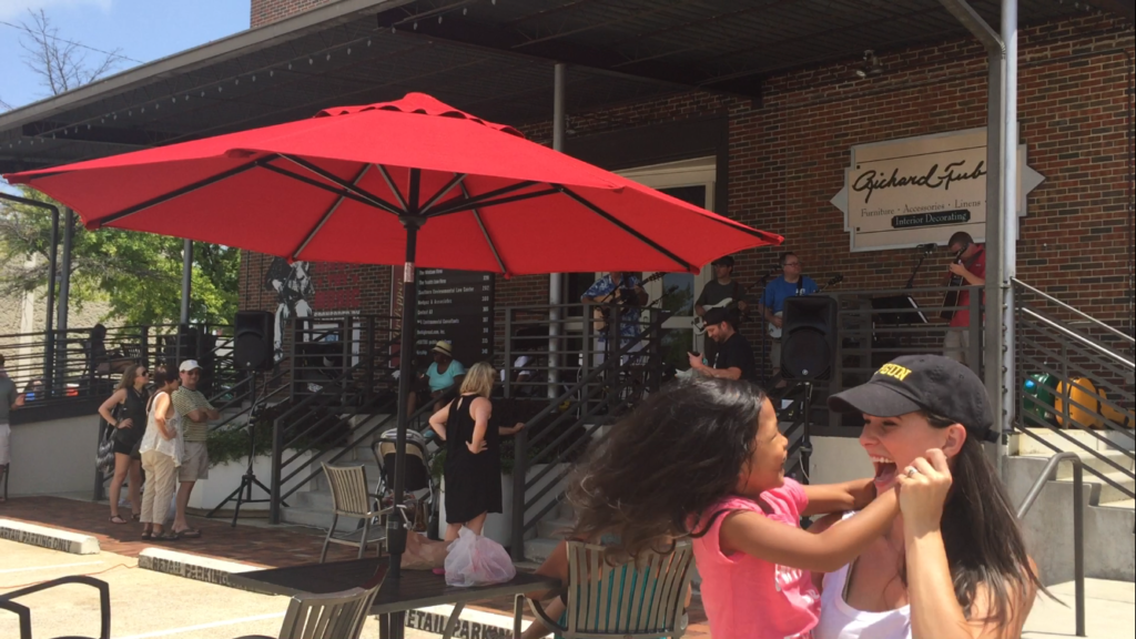 The Market at Pepper Place - live music!