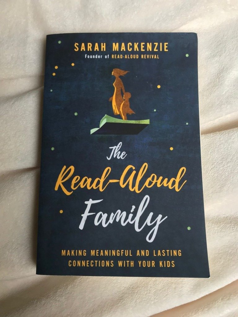 The Read-Aloud Family teaches how to make meaningful and lasting connections with your kids through books