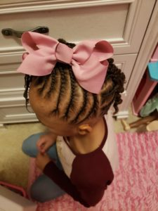 happy hair ideas for girls - braids, twists, and accessories