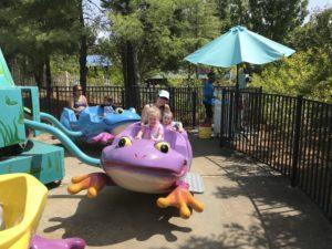 Alabama Splash Adventure - includes an amusement park with toddler-friendly rides