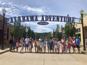 Alabama Splash Adventure - Birmingham Moms Blog team event 2019