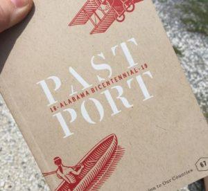 Alabama Bicentennial PastPort