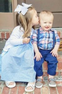 Cultivating confidence in kids - the ones that call me Mama