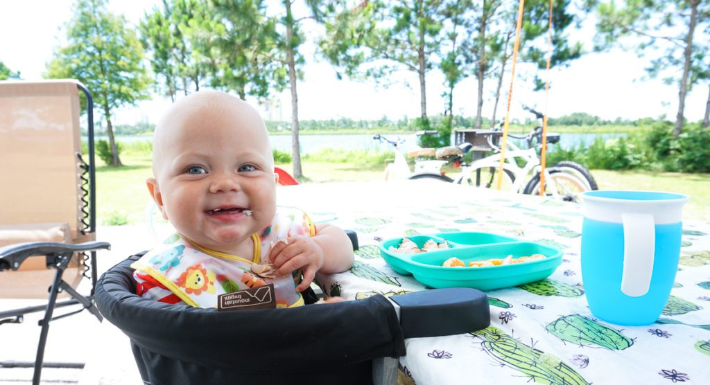 Baby Led Weaning :: Everything You Ever Wanted to Know -- Infant Self Feeding