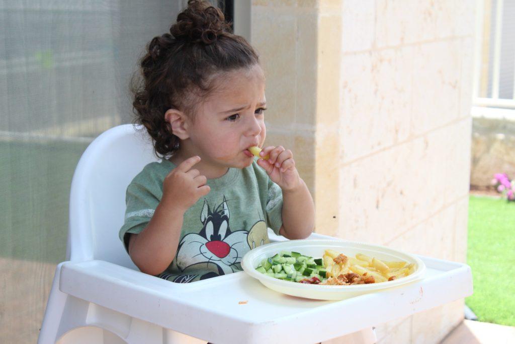 Picky eater