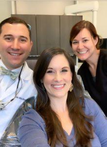 All smiles at Shades Creek Dental!
