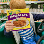 A Delicious Dinner with Jambalaya Girl