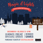 Christmas in the Magic City: Vulcan's Magic of Lights Holiday Show