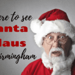 Where to See Santa Claus in Birmingham