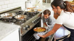 there is so much to be gained from baking with children -- so invite your kids into the kitchen this Christmas season!