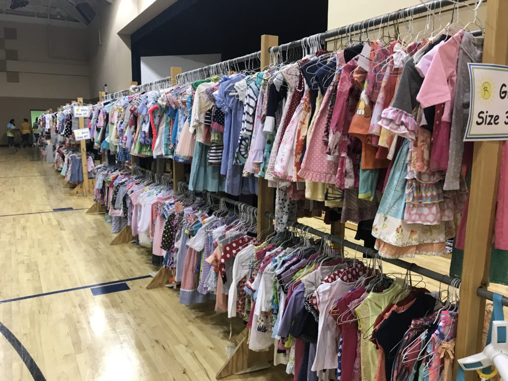 Guide to Birmingham consignment sales
