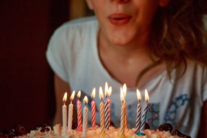 making peace with aging :: on turning forty