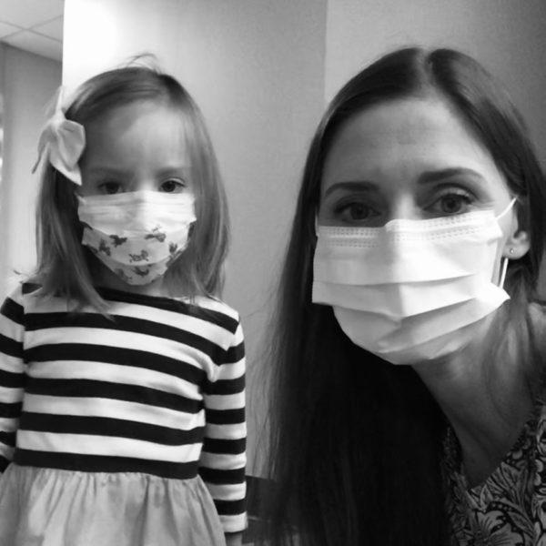 Social isolation is Sylvie's reality--long before the coronavirus pandemic.