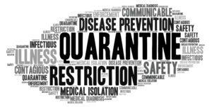 Coronavirus quarantine