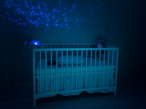 Sleep schedules are critical for new moms and babies. Putting babies to sleep in their own secure spot will help.