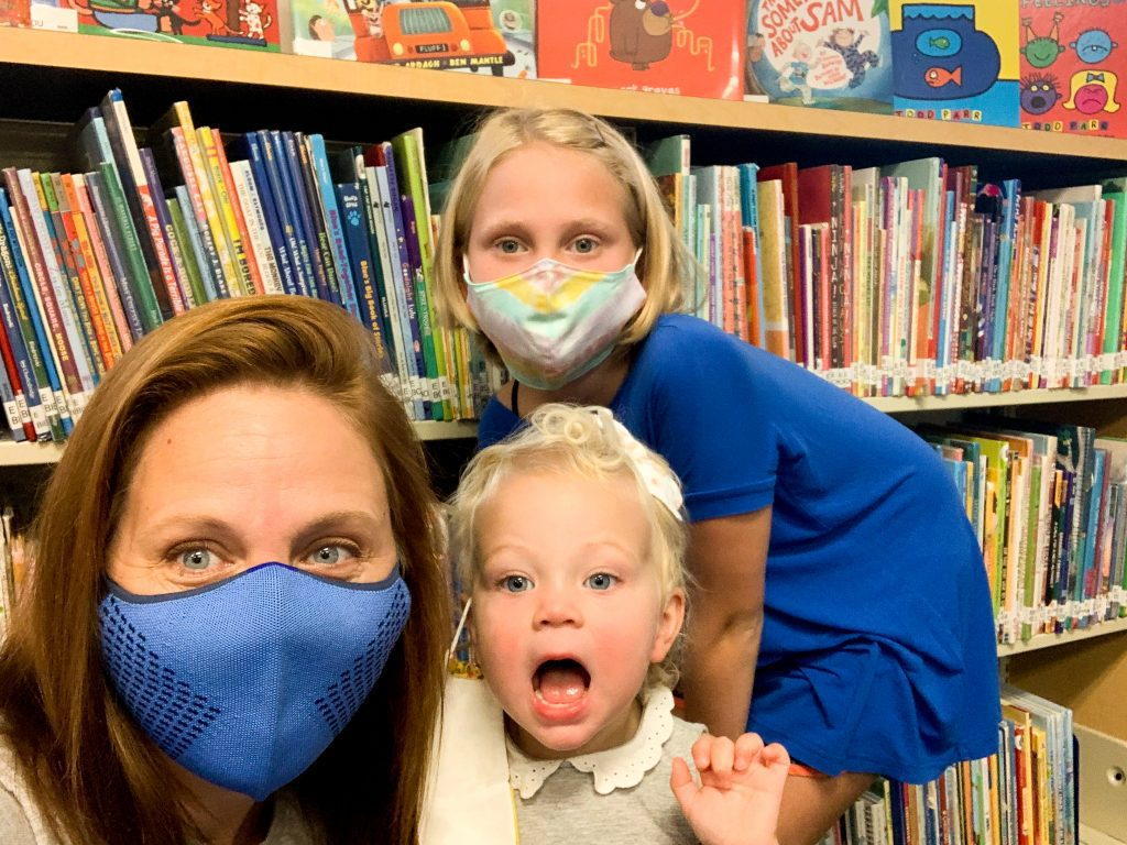 Visiting the Library During a Pandemic - National Book Lovers Day